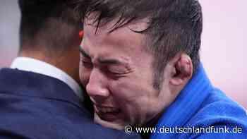 Olympische Spiele in Tokio - Versöhnende Tränen - Deutschlandfunk