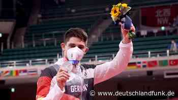 Olympische Spiele - Judoka Eduard Trippel holt Silber - Deutschlandfunk