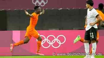 Olympische Spiele - Deutsche Fußballer nach der Vorrunde ausgeschieden - Deutschlandfunk