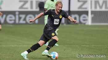 """Brandt räumt mit Transfer-Gerüchten auf: """"Spiele sehr gerne hier"""" - fussball.news"""