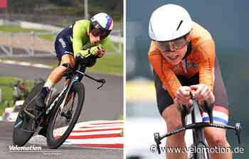 Olympische Spiele: Gold im Zeitfahren für Roglic & Van Vleuten - Velomotion