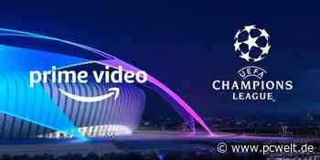 Amazon zeigt exklusiv 16 Champions-League-Spiele der Saison 2021/22 - PC-WELT
