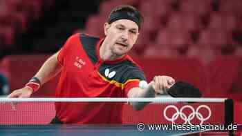 Olympische Spiele: Timo Bolls Medaillentraum platzt im Achtelfinale - hessenschau.de