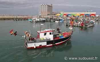 La Rochelle : une voiture précipitée dans l'eau au port de pêche - Sud Ouest