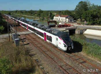 Vendée : la ligne La Roche-sur-Yon - La Rochelle rouvre samedi 31 juillet - actu.fr