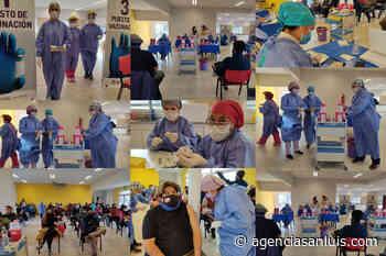 En Villa de Merlo fueron convocadas 1.057 personas para recibir segundas dosis de la vacuna Sinopharm - Agencia de Noticias San Luis