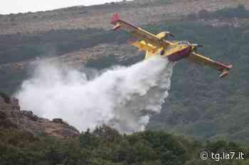Sardegna: sesto giorno di fuoco - TG La7