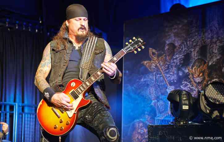 """Iced Earth's Jon Schaffer had """"faeces and urine"""" hurled at him in prison"""