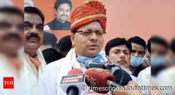 Gurdwara panel quits over Uttarakhand CM Pushkar Singh Dhami visit 'violations'