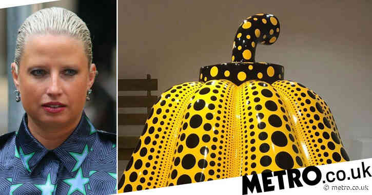 Socialite conned art dealer out of £1,000,000 with promise of massive pumpkin