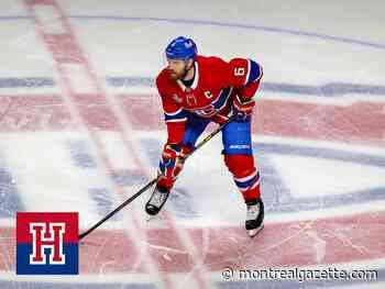 Weber's loss leaves huge hole on Canadiens' blue line | HI/O Bonus