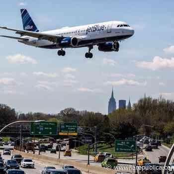 JetBlue recortará nuevos vuelos entre Nueva York y Londres por las reglas de covid-19 - La República
