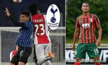 Tottenham handed boost in Cristian Romero chase as Atalanta eye up move for Felix Uduokhai