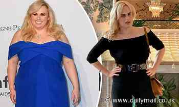 Rebel Wilson, 41, was motivated to lose  65lbs after her doctor says it would help her conceive