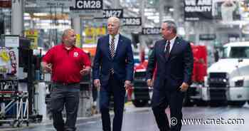 Biden proposes increased US-made parts in products sold to federal government     - CNET