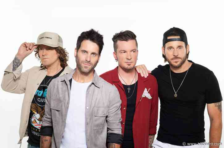 How Parmalee Found Itself Back on Top After Eight Long Years