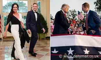 Trump-backed Republican candidate Max Miller 'assaulted girlfriend Stephanie Grisham', sources claim