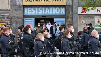 Razzia in 150 Berliner Corona-Teststellen - Mitglied eines berüchtigten Clans unter Betrugsverdacht