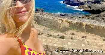 Love Island fans predict drama as Laura Whitmore arrives in Majorca