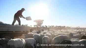 Climate change could damage farm profits - Armidale Express