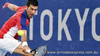 Djokovic says 'pressure is a privilege' - Armidale Express