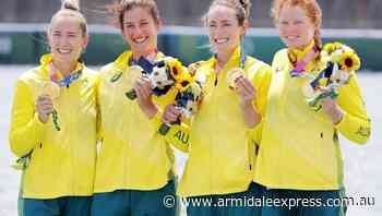 How the Aussies Fared in Tokyo: Day 6 - Armidale Express