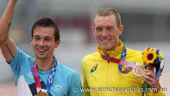 Dennis wins bronze in cycling time trial - Armidale Express
