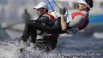 Aussie 470 crew take Tokyo Olympics lead - Armidale Express
