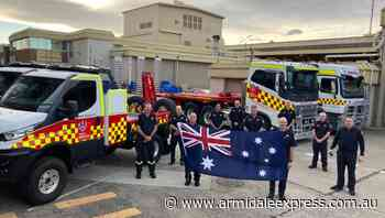 Armidale FRNSW joins AFAC mission to help fight Canada's wildfires - Armidale Express