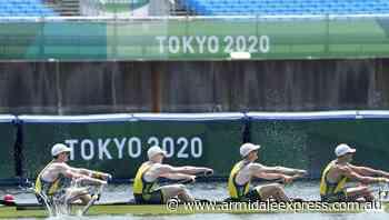 Men's four make it a golden rowing double - Armidale Express
