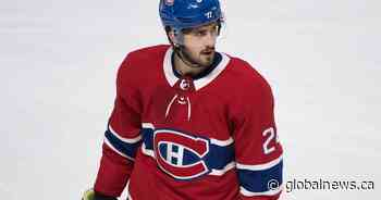 Danault leaving Canadiens, signs 6-year, $33-million deal with Kings