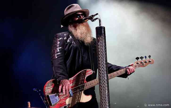 Tributes paid to ZZ Top bassist Dusty Hill, who has died aged 72