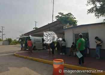Módulo móvil de licencias de Nanchital, sin servicio por apagones - Imagen de Veracruz