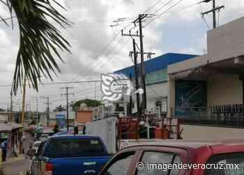 Sin señal de internet y telefonía en Nanchital e Ixhuatlán del Sureste - Imagen de Veracruz