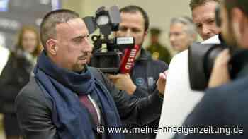 Wirbel um Bayern-Idol Ribéry: Ehemaliger Berater verklagt ihn - Es geht um Millionen