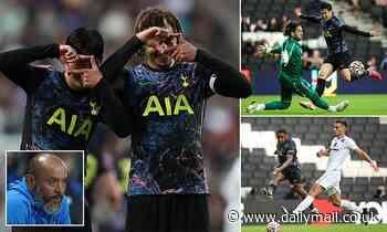 Dele Alli pays back the faith: FIVE things we learned from Tottenham's win vs MK Dons