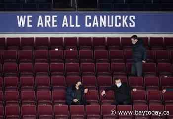 Vancouver Canucks add veteran goalie, defencemen as free agent market opens