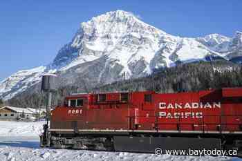 CP Rail reports record second quarter revenues of $2.05 billion