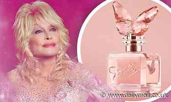 Dolly Parton launches her first fragrance Sent From Above and releases an accompanying new song