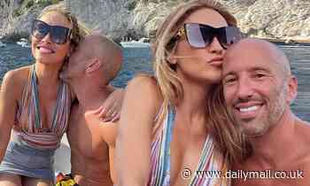 Chrishell Stause is dating her BOSS Jason Oppenheim!