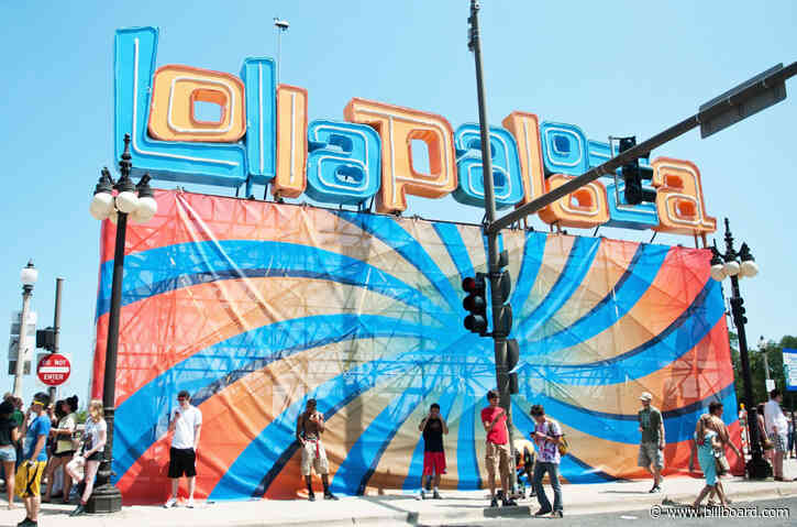 Lollapalooza to Require Vaccination Card or Negative Test for Entry