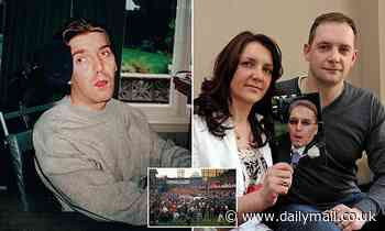 Hillsborough claims its 97th victim as coroner rules Andrew Devine was unlawfully killed