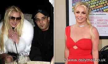 Britney Spears' ex-manager Sam Lutfi releases voicemail messages from 2009
