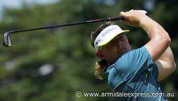 Aussies in action on Day 7 - Armidale Express