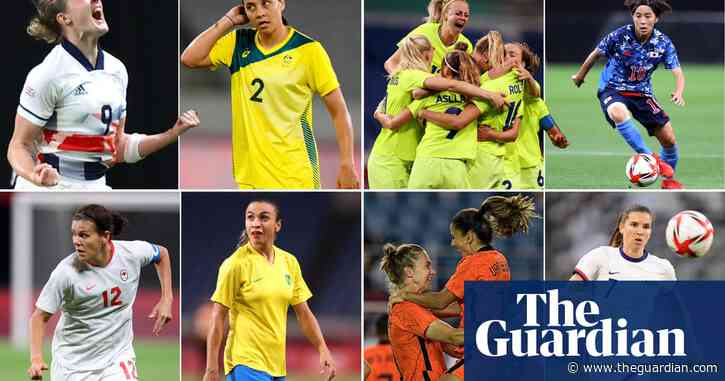 Women's Olympics football: quarter-finals tie-by-tie analysis | Suzanne Wrack