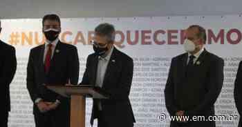 Brumadinho: Zema sanciona lei para uso de R$ 11 bi do acordo com a Vale - Estado de Minas