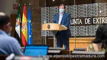 Kini Carrasco, la matrona Josefa Gómez y el productor Fernández de Vega, Medallas de Extremadura 2021 - El Periódico de Extremadura