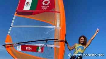 Tokio 2020, mira en vivo a la mexicana Demita Vega en RS: X tablavela femenil - PorEsto