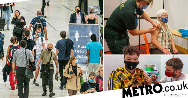 Expert says UK's pandemic 'pretty much over' as cases fall in every age group
