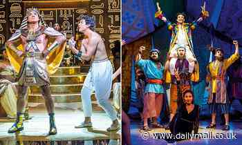 PATRICK MARMION reviews Joseph and the Amazing Technicolor Dreamcoat as theatres finally reopen